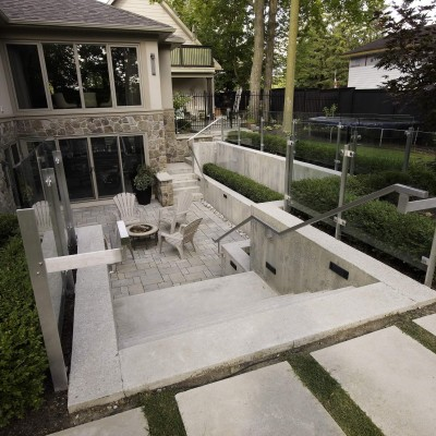 Luxury Mississauga Landscaping