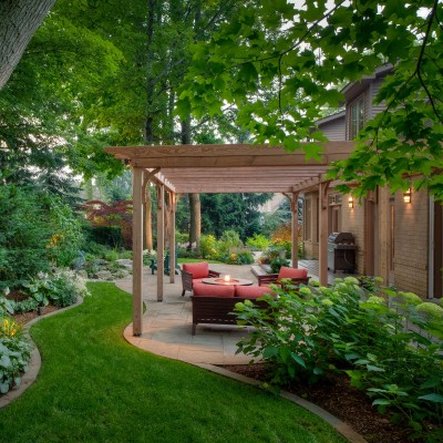 Luxury Landscape Design Toronto
